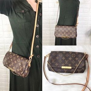 ✅FAVORITE✅CROSSBODY LOUIS VUITTON